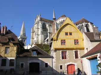8 - Vacances à vélo - Bourgogne