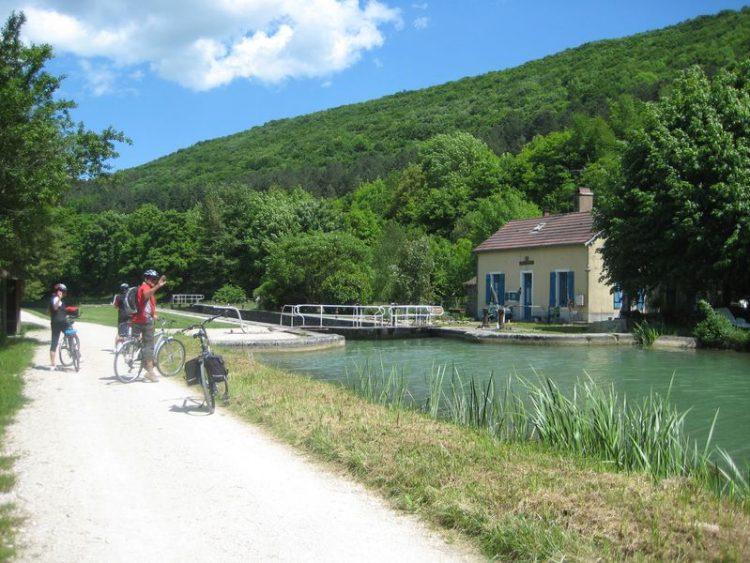 4 - Radfahren bleiben - Burgund