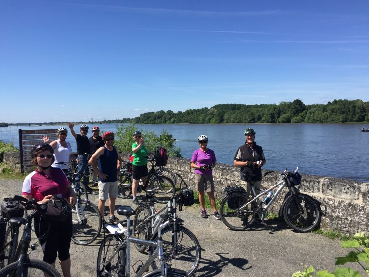 4 - Bike trip - Loire