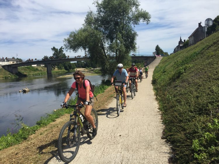 6 - Cycling break - Loire