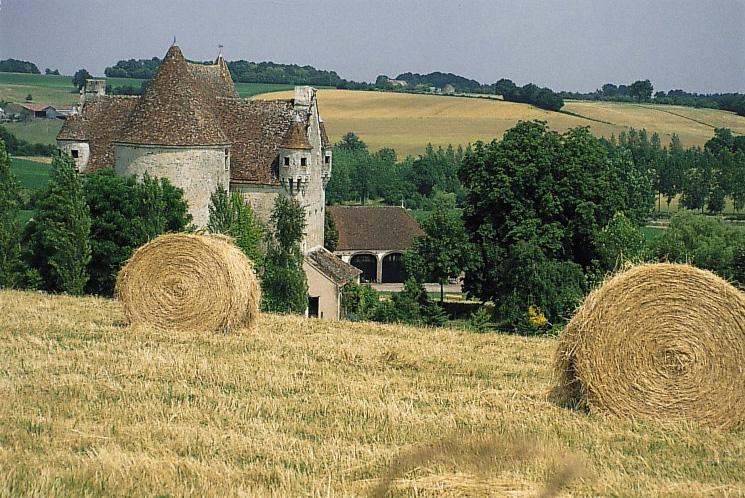 6 - France à vélo - Paris - Mont Saint Michel
