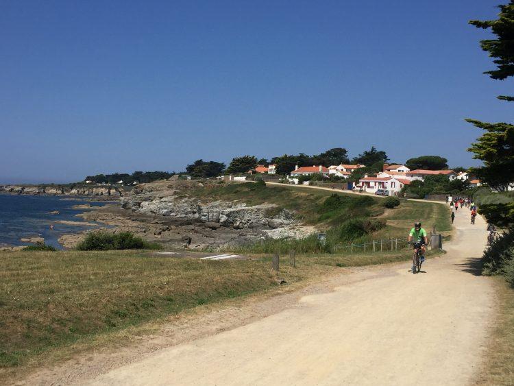 7 - Bike trip - Loire to the Atlantic
