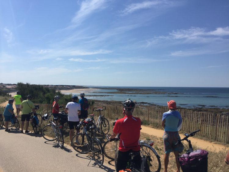 5 - Visite à vélo - Loire Atlantique