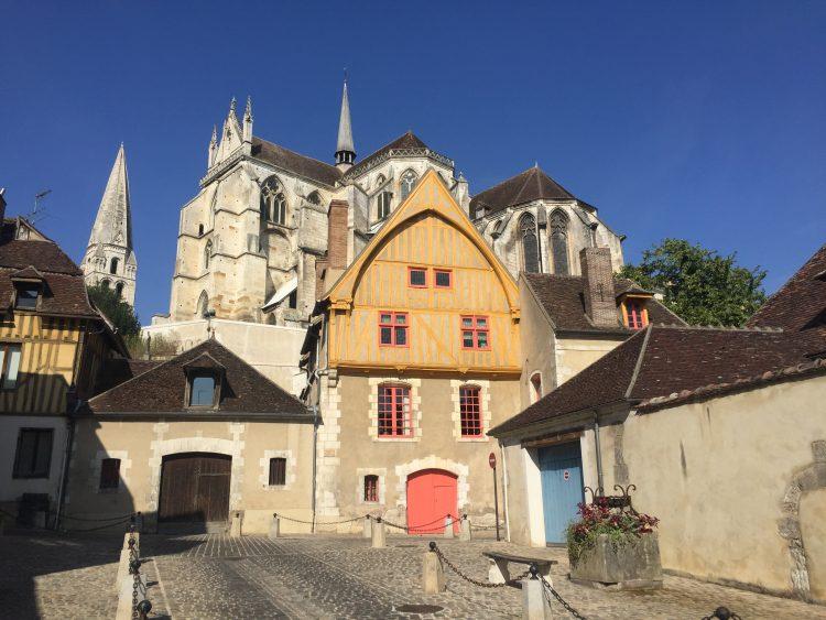 10 - France à vélo - Burgund