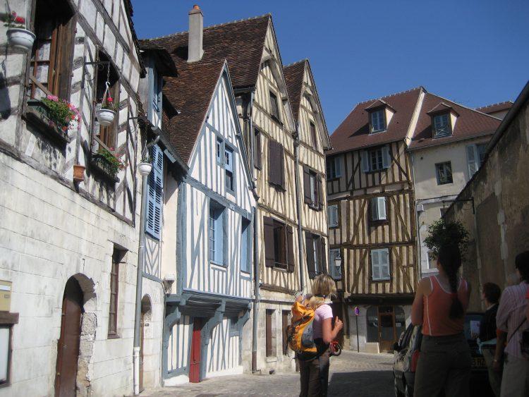 2 - Voyage à vélo - Bourgogne