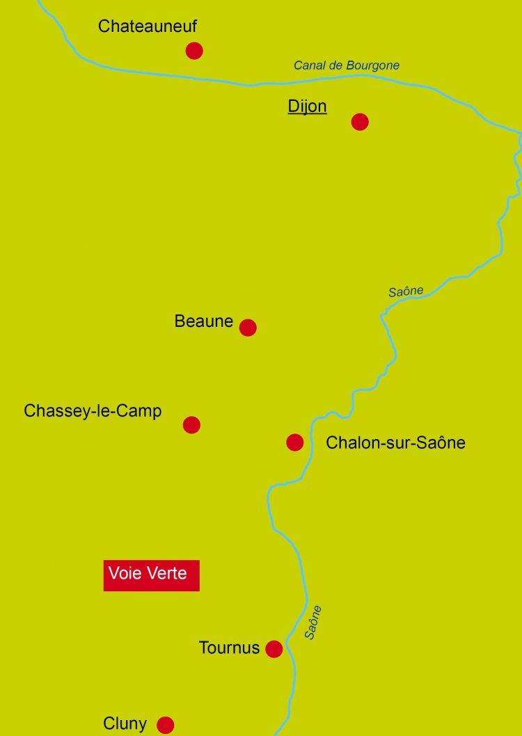 5 - Séjour à vélo - Bourgogne