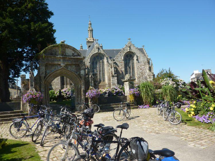 2 - Radfahren bleiben - Bretagne