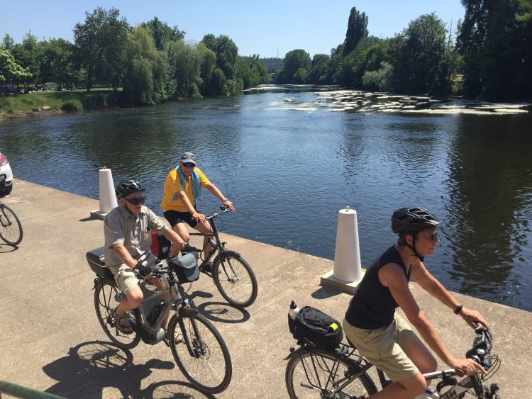 9 - Cycling break - Dordogne