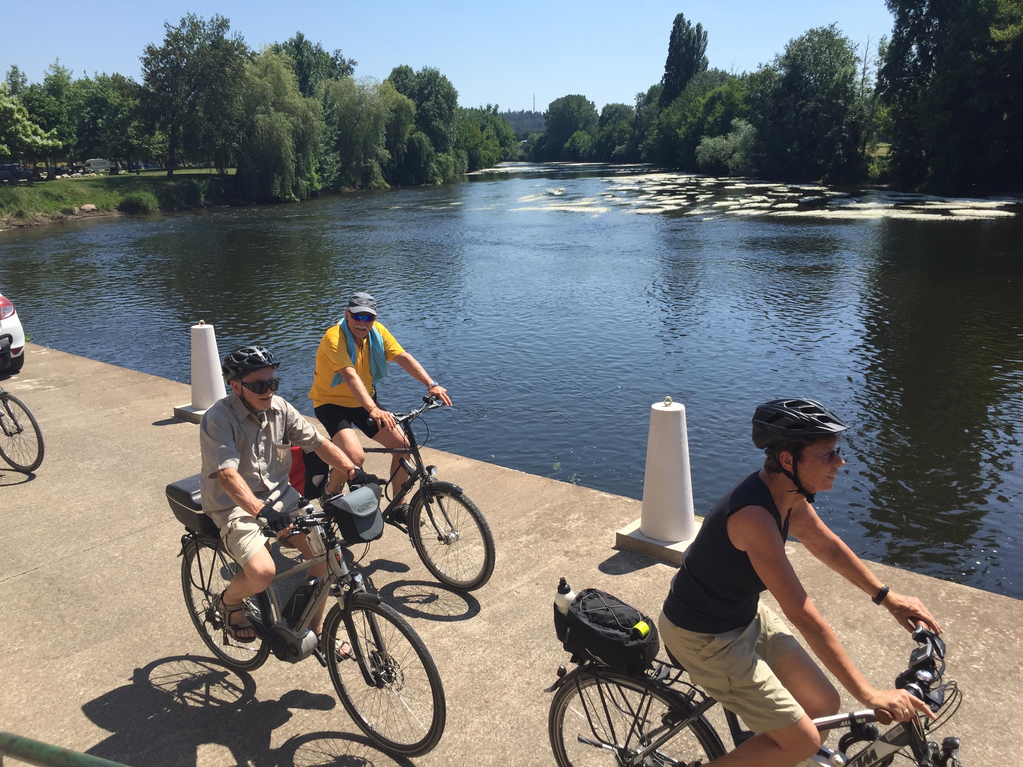 1 - Bike Tour - Dordogne