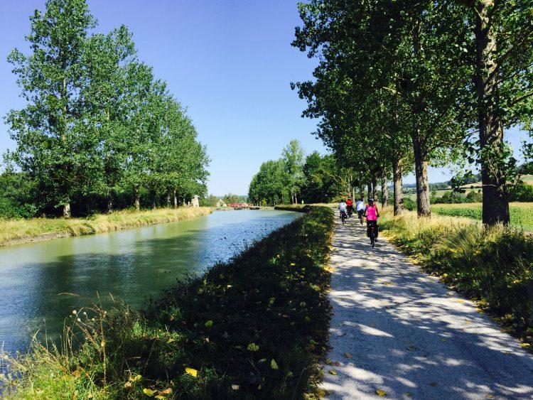 7 - Voyage à vélo - Bourgogne
