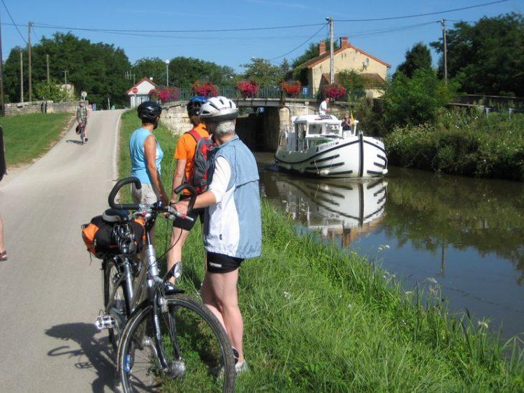 1 - Radfahren bleiben - Burgund