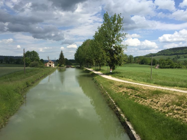 6 - France à vélo - Burgund