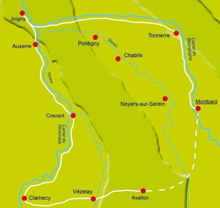 7 - Bike Tour - Burgund