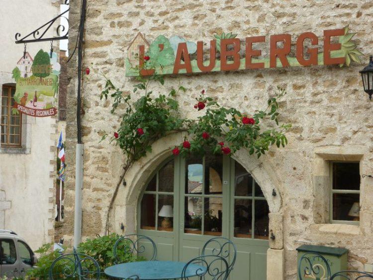 1 - Séjour à vélo - Bourgogne