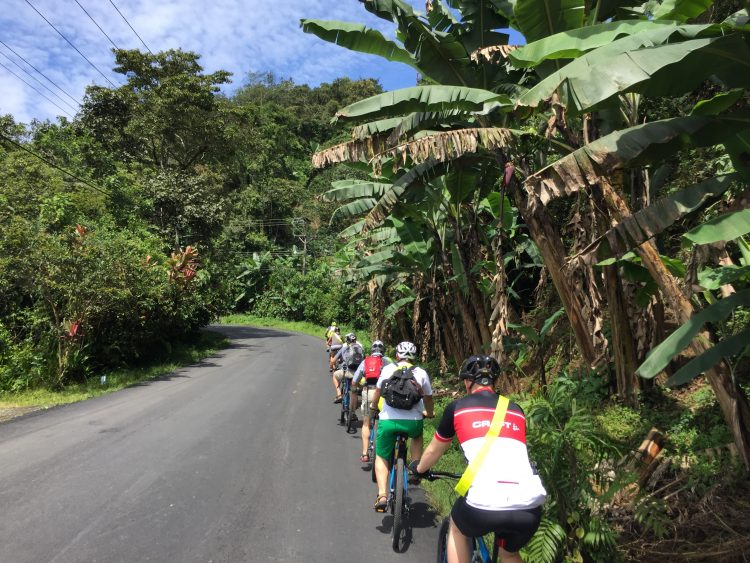 1 - France à vélo - Costa Rica Nicaragua