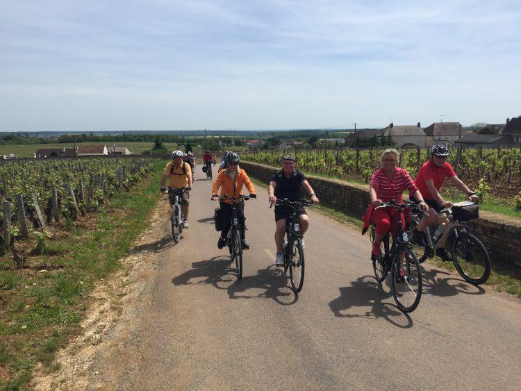 2 - France à vélo - Burgund