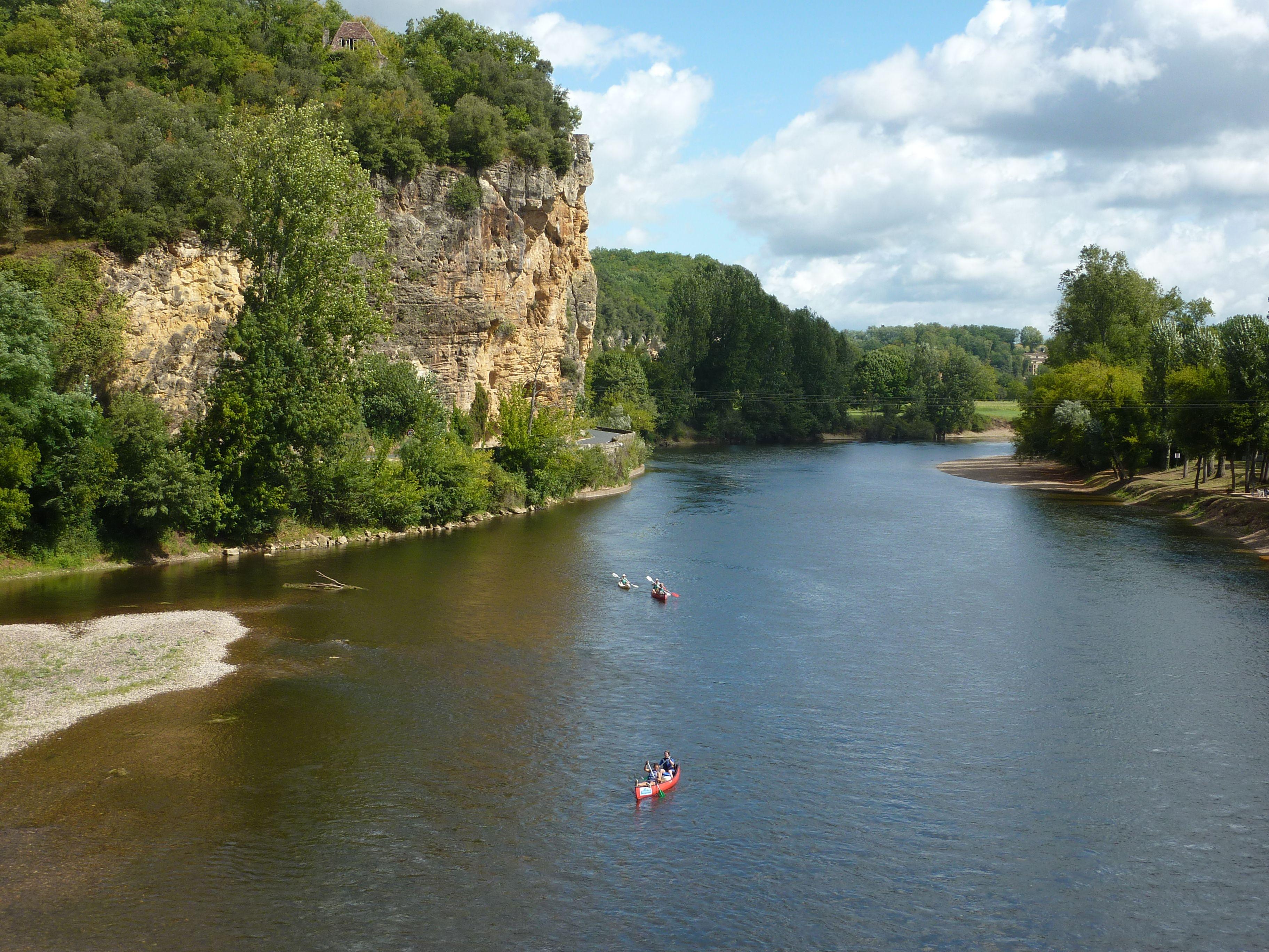 4 - Radfahren bleiben - Dordogne