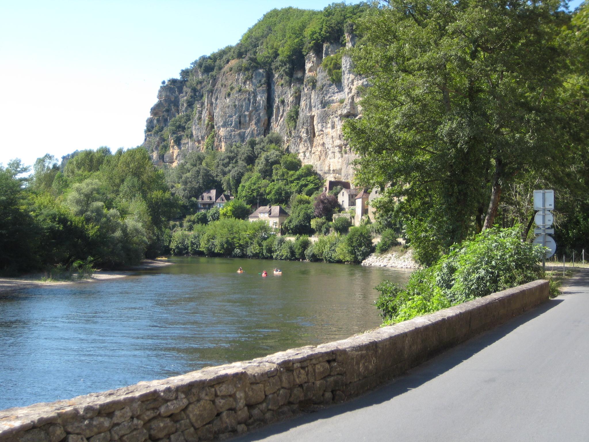 6 - Radfahren bleiben - Dordogne