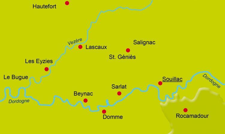 2 - Bike trip - Dordogne