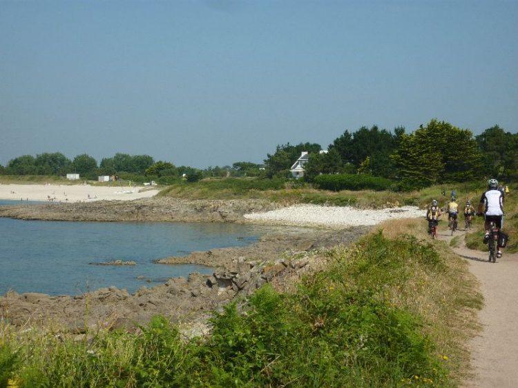 9 - Radfahren bleiben - Bretagne