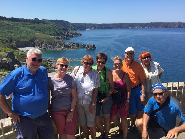 8 - Voyage à vélo - Bretagne