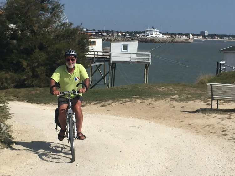 3 - Cycling break - Atlantic Coast