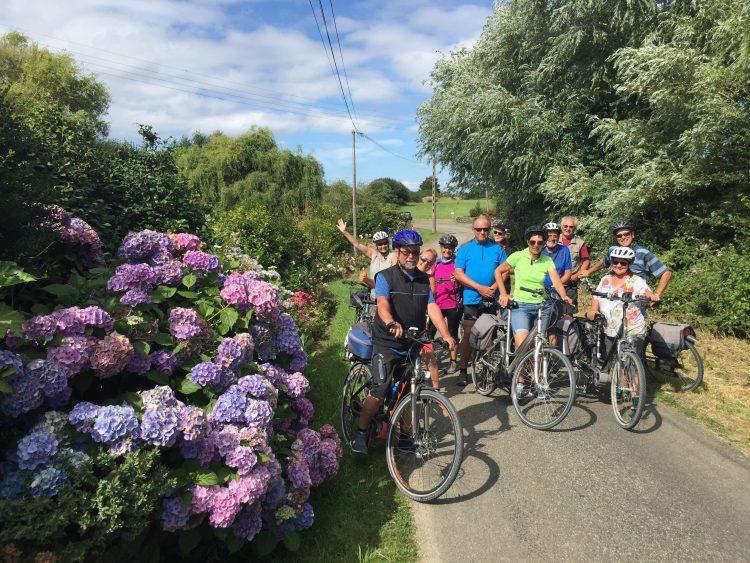 10 - Bike tour - Brittany