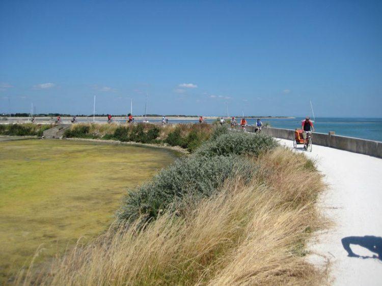 2 - Radtour - Atlantische Küste
