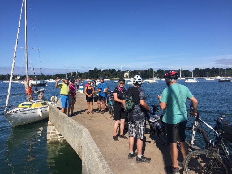 1 - Vacances à vélo - Brittany
