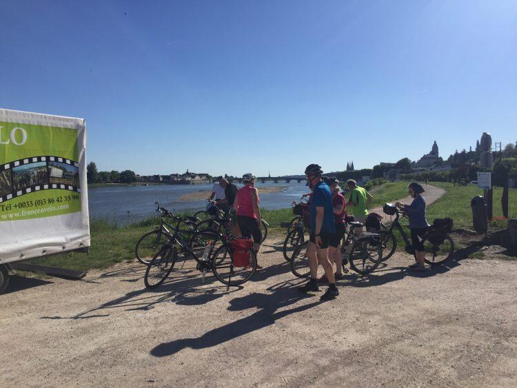 3 - Bike tour - Loire to the Atlantic