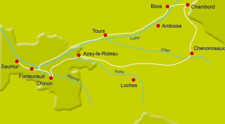 1 - France à vélo - Loire