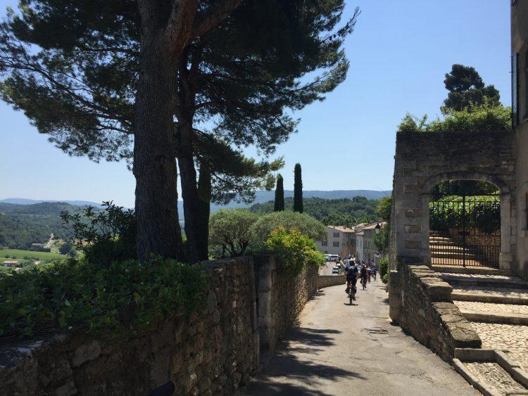 4 - Bike tour - Provence