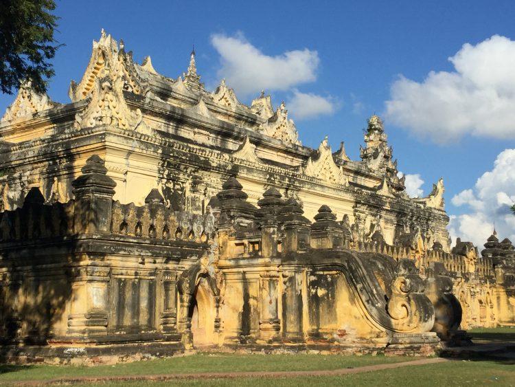6 - France à vélo - Myanmar/Burma