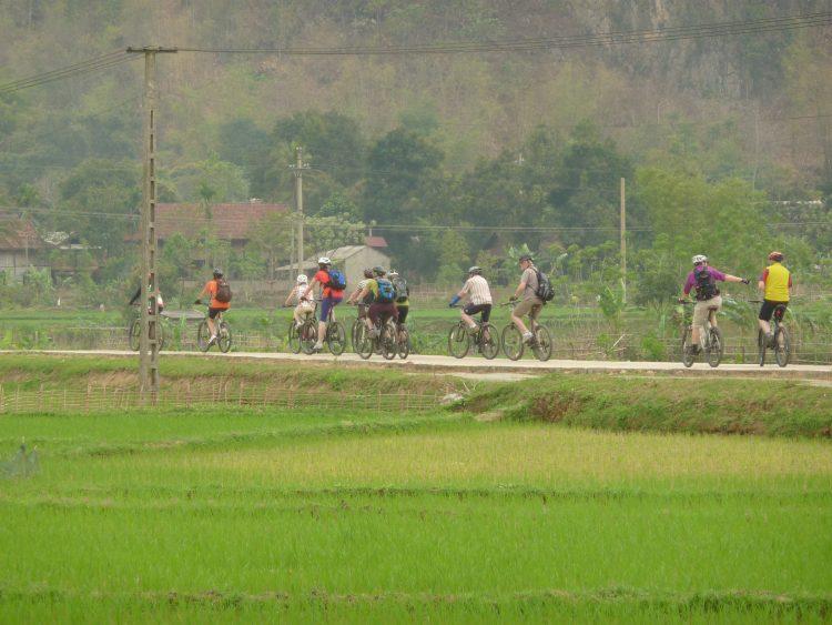 3 - France à vélo - Vietnam