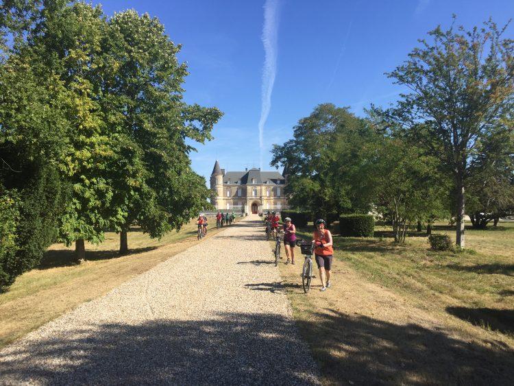 4 - Vacances à vélo - Aquitain