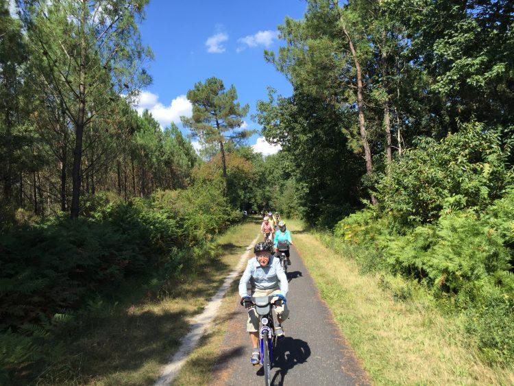 5 - Vacances à vélo - Aquitain