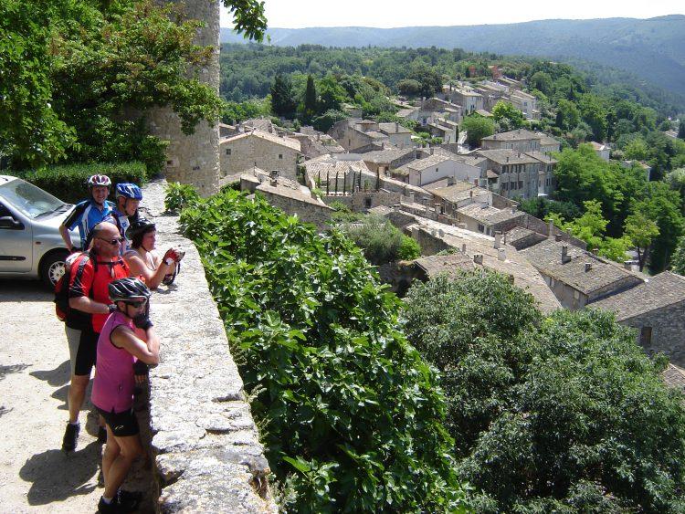 6 - Vacances à vélo - Provence