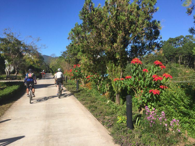 8 - Visite à vélo - Myanmar/Birmanie