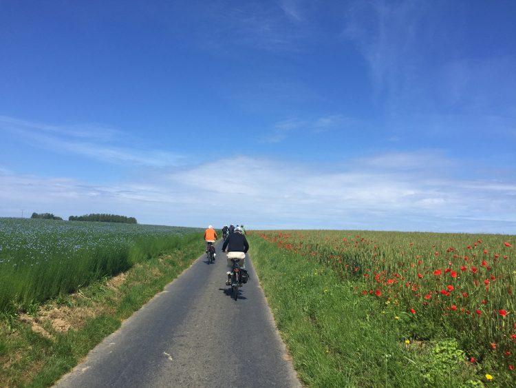 3 - Vacances à vélo - Normandy