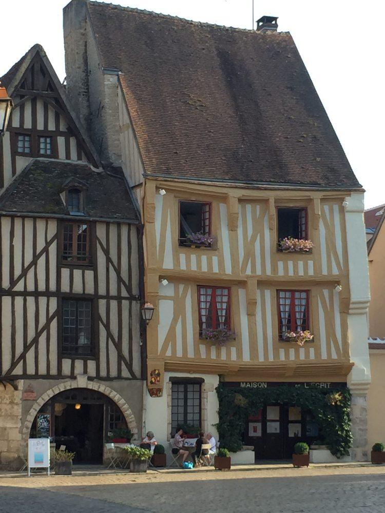 2 - France à vélo - Bourgogne