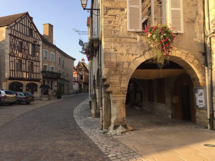9 - Radtour - Burgund