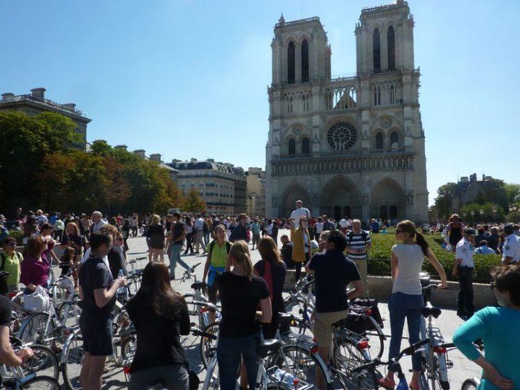 4 - Radfahren bleiben - Ile de France