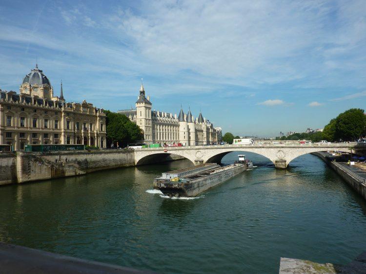 7 - France à vélo - Ile de France