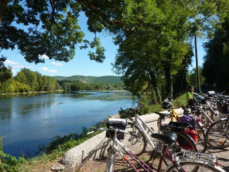7 - Bike trip - Dordogne