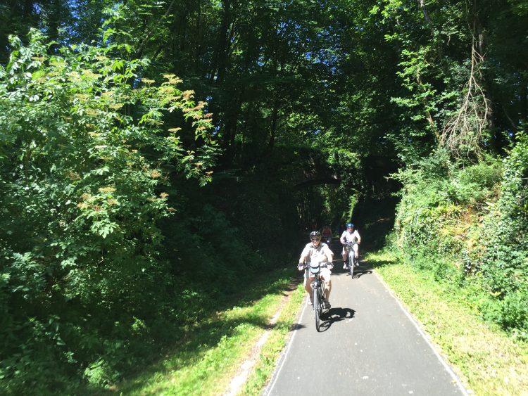 5 - Radfahren bleiben - Dordogne
