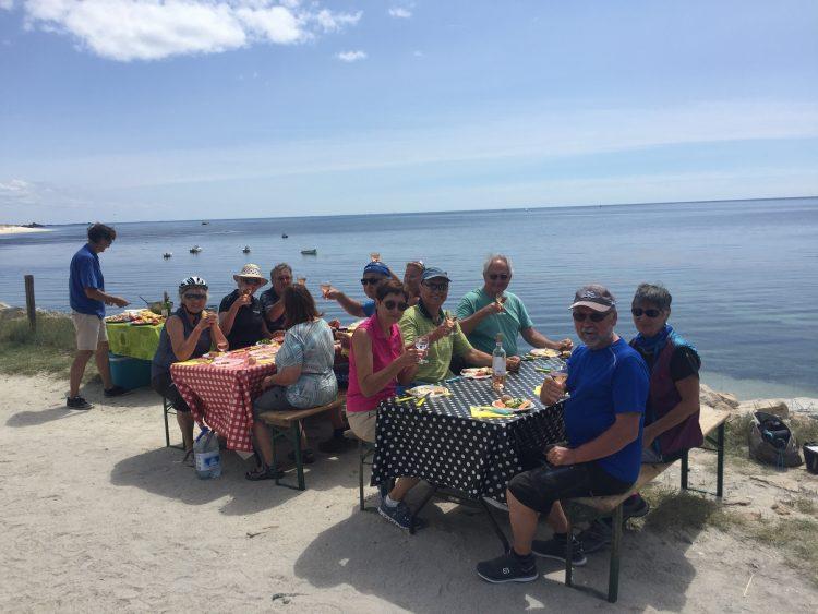 8 - Vacances à vélo - Brittany