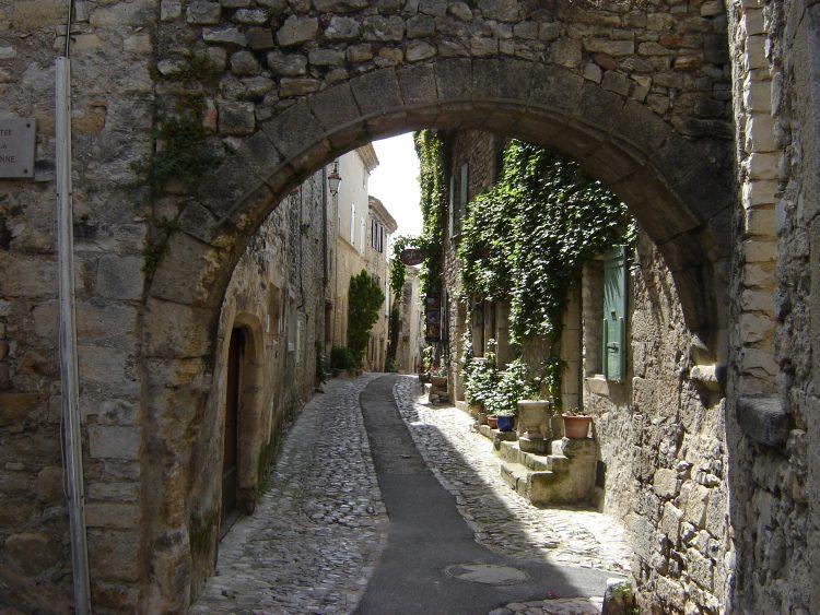 5 - France à vélo - Provence