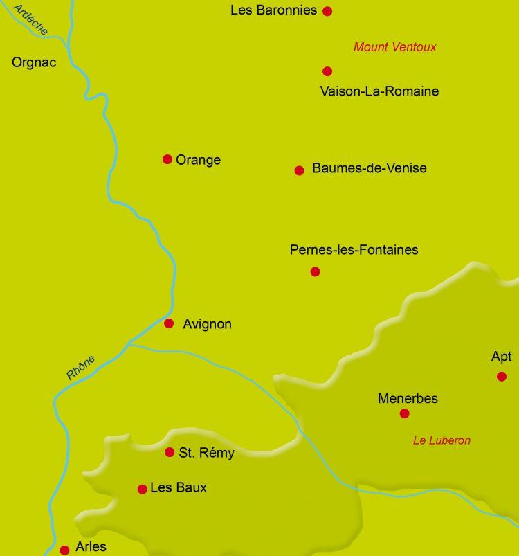 5 - Vacances à vélo - Provence