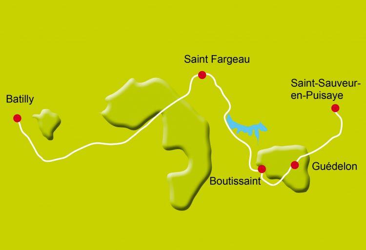4 - Bike trip - Burgundy