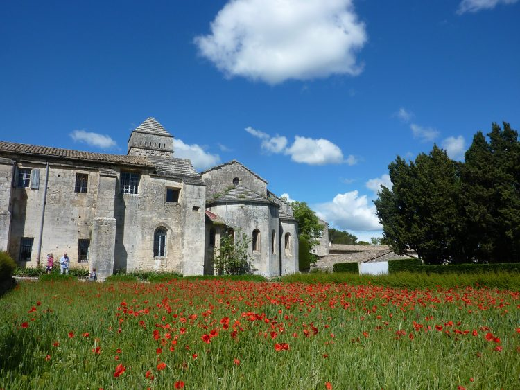 7 - Cycling break - Provence